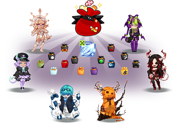 Gaia Online Npc Halloween 2020 The Halloween 2k15 Spooky Tote is back for a limited time! | First